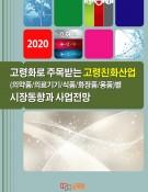 2020 고령화로 주목받는 고령친화산업(의약품/의료기기/식품/화장품/용품)별 시장동향과 사업전망