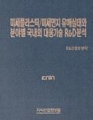 미세플라스틱/미세먼지 유해실태와 분야별 국내외 대응기술 R&D분석